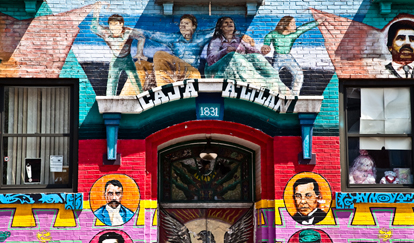 Pilsen is the newest neighborhood outpost for the popular Instagreeter tour program!
