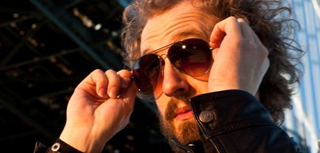 Phosphorescent takes the stage for a free concert in Millennium Park tonight.