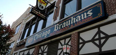 Eat authentic German cuisine at the Chicago Brauhaus in Lincoln Square!