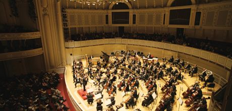 The Chicago Symphony Orchestra presents a free concert on the south side of Chicago!