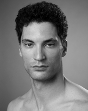 Fabrice Calmels, photo courtesy of Joffrey Ballet.