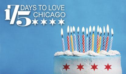 175 Days to Love Chicago