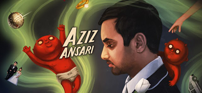 Aziz Ansari headlines two performances at the TBS Just for Laughs Festival