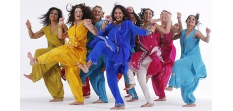 Bollywood Dance for All!
